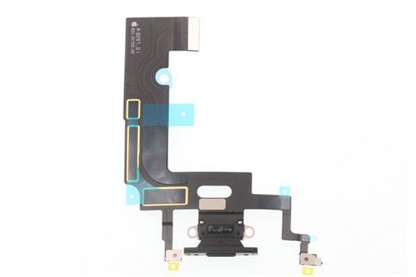 【ネコポス送料無料】iPhone XR ライトニングコネクター フレキシブルケーブル 全2色 [2]