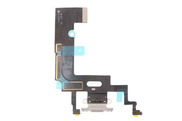 【ネコポス送料無料】iPhone XR ライトニングコネクター フレキシブルケーブル 全2色 [4]