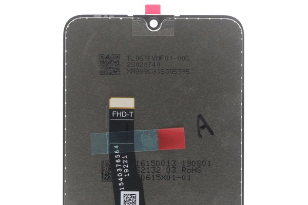 Huawei P30 Lite フロントパネル交換修理 [3]