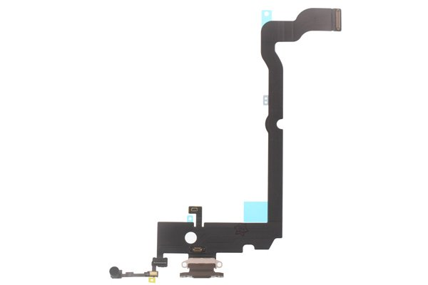 【ネコポス送料無料】iPhone XS MAX ライトニングコネクター フレキシブルケーブル [4]