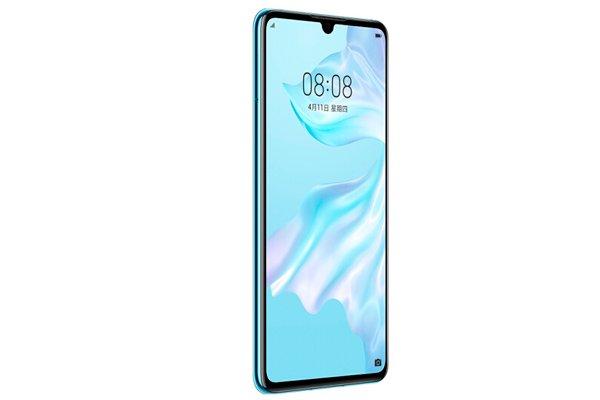 Huawei P30 フロントパネルASSY 交換修理 [4]