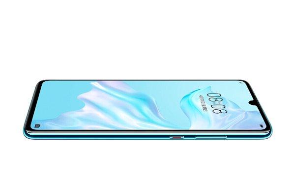 Huawei P30 フロントパネルASSY 交換修理 [6]
