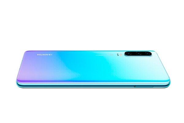 Huawei P30 フロントパネルASSY 交換修理 [7]