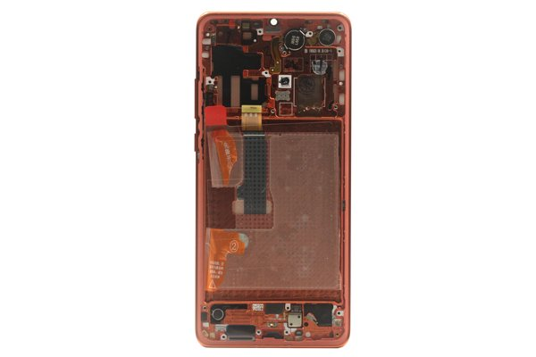 Huawei P30 Pro フロントパネルASSY 交換修理 [2]