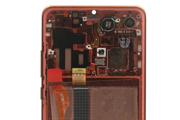 Huawei P30 Pro フロントパネルASSY 交換修理 [4]