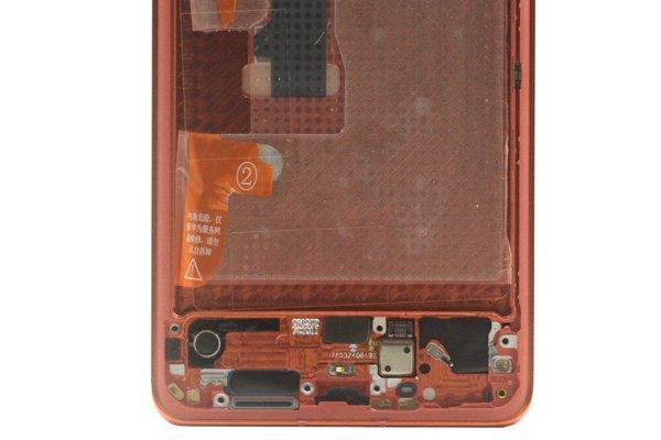 Huawei P30 Pro フロントパネルASSY 交換修理 [5]