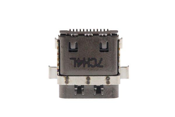 Dell XPS12(9250 9Q23)USB TYPE-C コネクター交換修理(充電) [1]