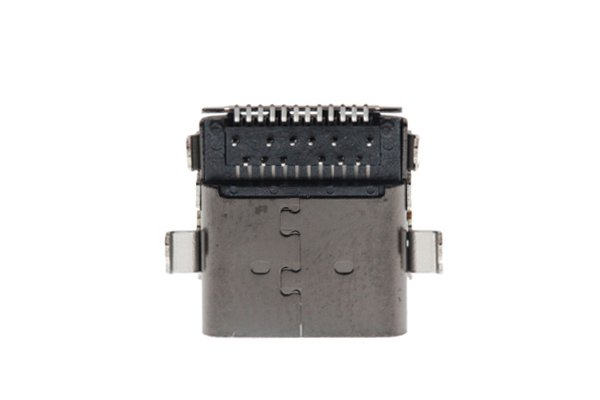 Dell XPS12(9250 9Q23)USB TYPE-C コネクター交換修理(充電) [2]