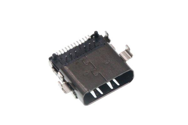 Dell XPS12(9250 9Q23)USB TYPE-C コネクター交換修理(充電) [3]
