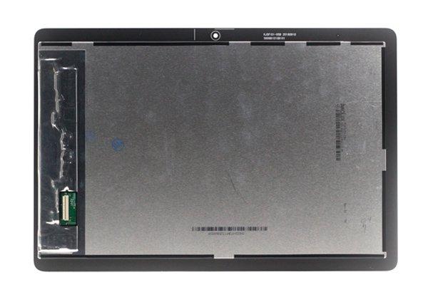 Huawei MediaPad T5 10(AGS2-W09)フロントパネル ブラック 交換修理 [2]