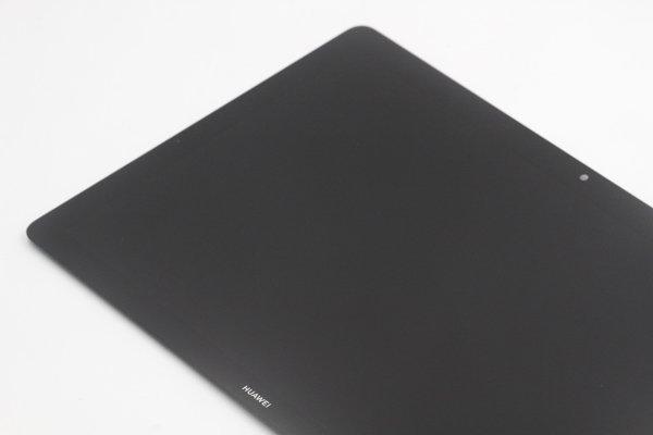 Huawei MediaPad T5 10(AGS2-W09)フロントパネル ブラック 交換修理 [4]