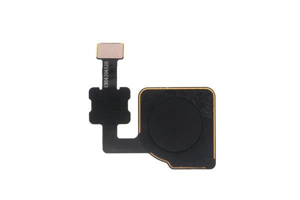 【ネコポス送料無料】Google Pixel2 XL 指紋センサーケーブル ブラック [1]