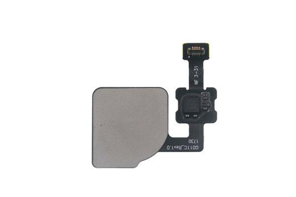 【ネコポス送料無料】Google Pixel2 XL 指紋センサーケーブル ブラック [2]