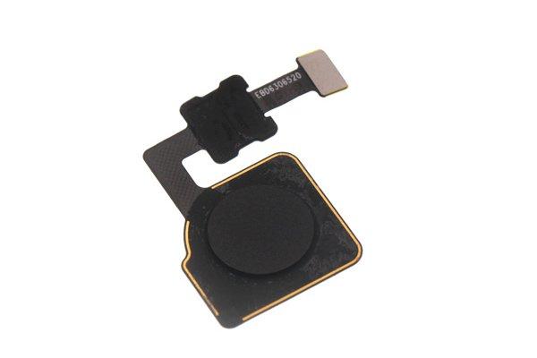 【ネコポス送料無料】Google Pixel2 XL 指紋センサーケーブル ブラック [3]
