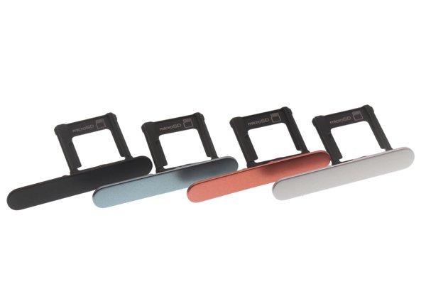 【ネコポス送料無料】Xperia XZ1 Compact(SO-05K)SIMカードトレイ 全4色 [1]