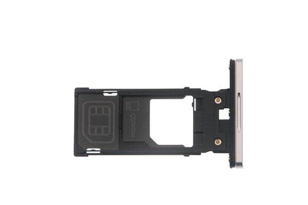 【ネコポス送料無料】Xperia XZ3(SO-01L SOV39)SIMカードトレイ 全4色 [4]