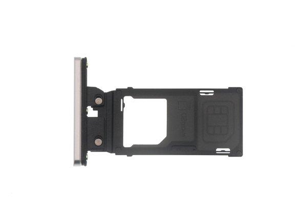 【ネコポス送料無料】Xperia XZ3(SO-01L SOV39)SIMカードトレイ 全4色 [5]