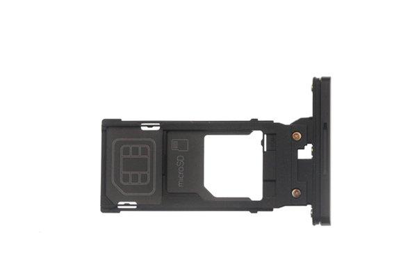 【ネコポス送料無料】Xperia XZ3(SO-01L SOV39)SIMカードトレイ 全4色 [8]