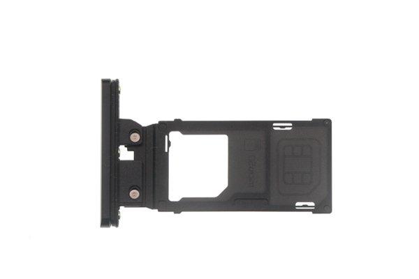 【ネコポス送料無料】Xperia XZ3(SO-01L SOV39)SIMカードトレイ 全4色 [9]