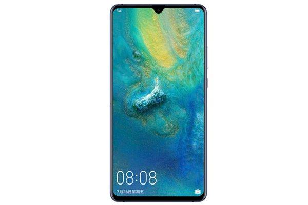 Huawei Mate20X フロントパネル交換修理 [2]