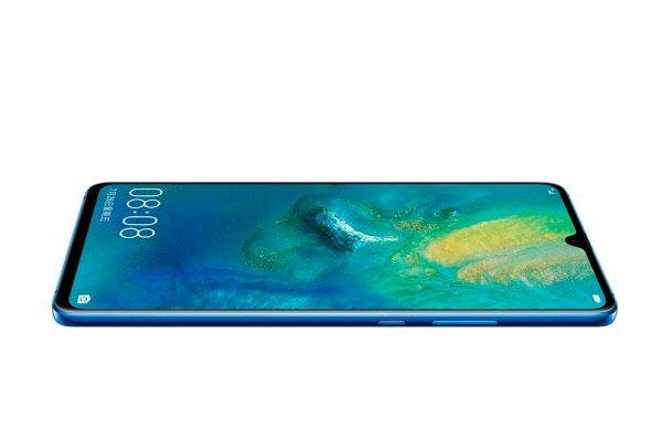Huawei Mate20X フロントパネル交換修理 [4]