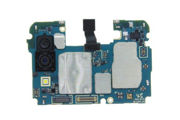 【ネコポス送料無料】Galaxy A30(SCV43)マザーボード 機能オールOK [1]