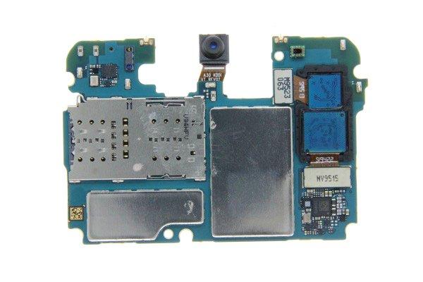 【ネコポス送料無料】Galaxy A30(SCV43)マザーボード 機能オールOK [2]
