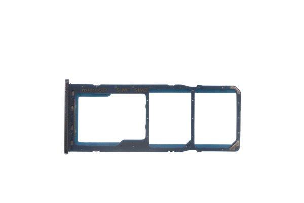 【ネコポス送料無料】Galaxy A30(SM-A305)SIMカードトレイ デュアル 全3色 [1]