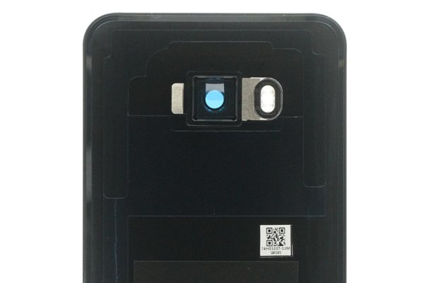 【ネコポス送料無料】HTC U11 バックカバー ブラック [3]
