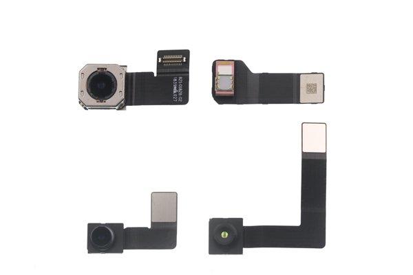 【ネコポス送料無料】iPad Pro 12.9(第3世代)フロント & リアカメラモジュール & センサーセット [1]