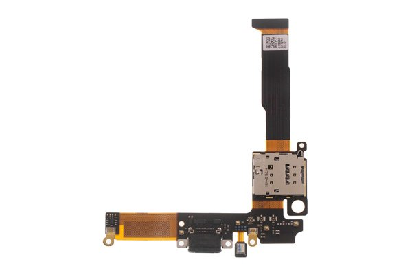 NOKIA8 Sirocco(TA-1005)USB TYPE-Cコネクター&SIMスロット フレックスケーブル交換修理 [1]