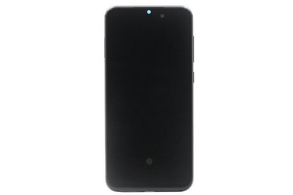 Xiaomi(小米)Mi9SE フロントパネルASSY ブラック 交換修理 [1]