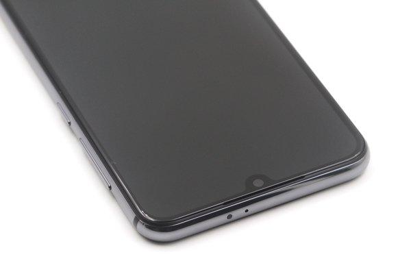 Xiaomi(小米)Mi9SE フロントパネルASSY ブラック 交換修理 [7]