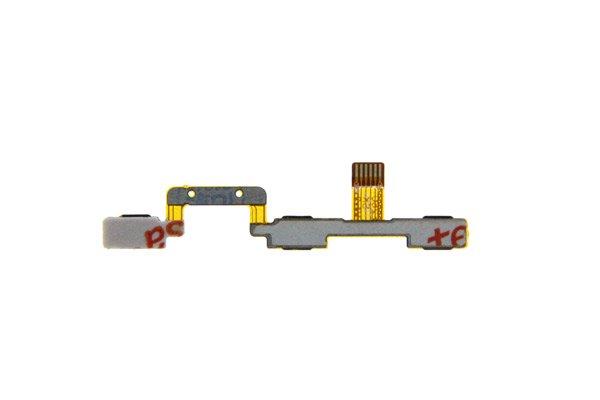 【ネコポス送料無料】Zenfone Max Plus M1(ZB570TL)音量 & 電源ボタンケーブル [2]