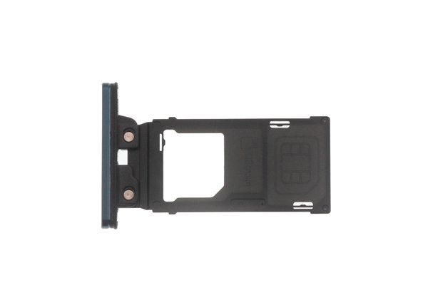 【ネコポス送料無料】Xperia XZ2 SIM & マイクロSDカードトレイ 全4色 [5]