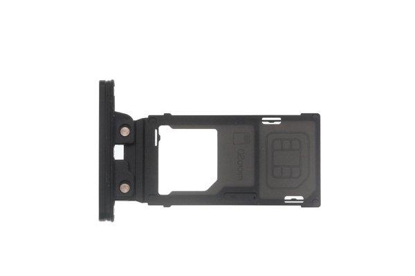 【ネコポス送料無料】Xperia XZ2 SIM & マイクロSDカードトレイ 全4色 [7]
