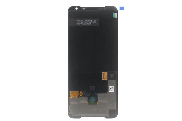 ASUS ROG Phone2(ZS660KL)フロントパネル交換修理 [2]