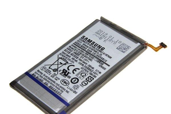 【ネコポス送料無料】Galaxy S10(SC-03L SCV41 SM-G973)バッテリー EB-BG973ABU 3400mAh [3]