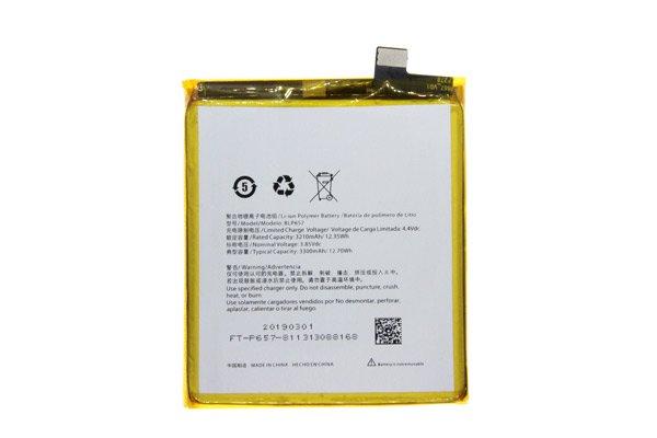 OnePlus6 バッテリー交換修理 BLP657 3300mAh [1]