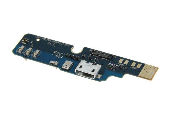 DOOGEE BL12000pro マイクロUSBコネクターボードASSY 交換修理 [3]