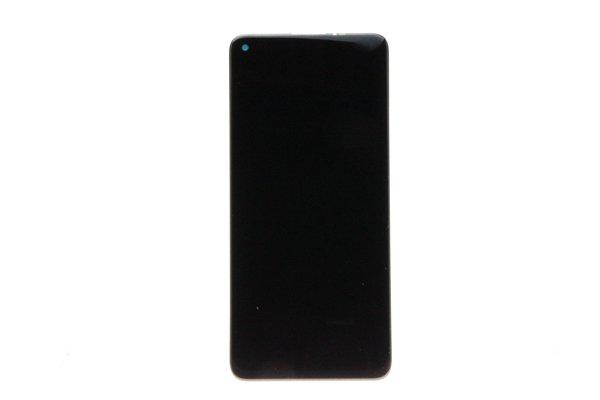 UMIDIGI F2 フロントパネル交換修理 ブラック [1]