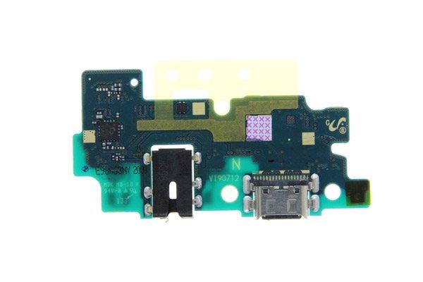Galaxy A50(SM-A505F)USB TYPE-C コネクターボードASSY交換修理 [1]
