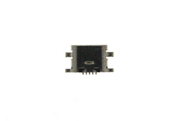 LAVIE TAB PC-TE507JAW マイクロUSBコネクター交換修理 [1]