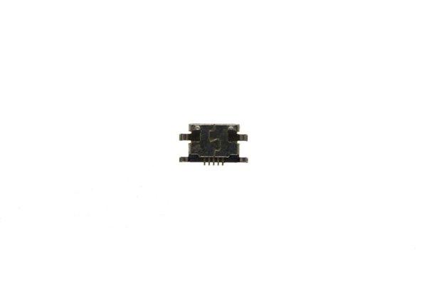 LAVIE TAB PC-TE507JAW マイクロUSBコネクター交換修理 [2]