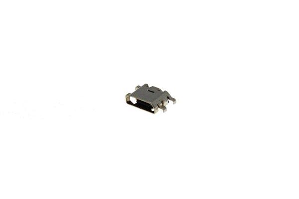 LAVIE TAB PC-TE507JAW マイクロUSBコネクター交換修理 [3]