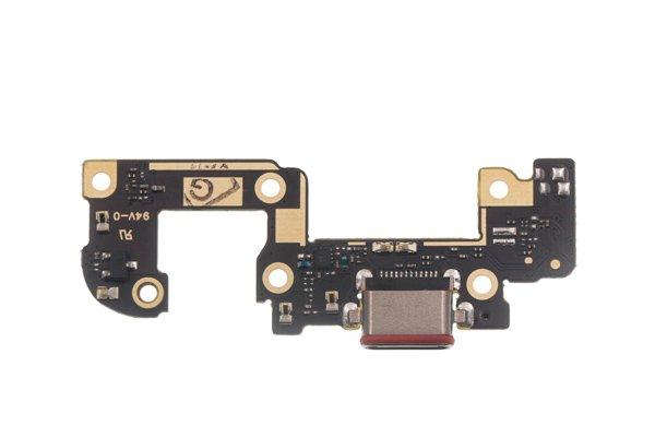 Zenfone4 Pro(ZS551KL)USB TYPE-C コネクターボードASSY 交換修理 [1]