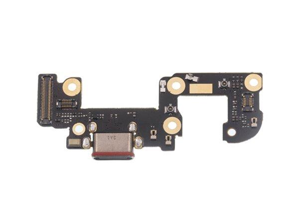 Zenfone4 Pro(ZS551KL)USB TYPE-C コネクターボードASSY 交換修理 [2]