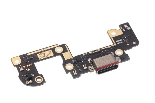 Zenfone4 Pro(ZS551KL)USB TYPE-C コネクターボードASSY 交換修理 [3]