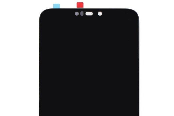 ZenFone Max (M2) (ZB633KL) フロントパネル交換修理 [3]