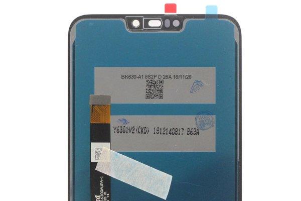 ZenFone Max (M2) (ZB633KL) フロントパネル交換修理 [4]